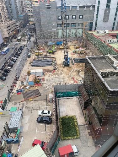 澳門理工學院總部新圖書館及辦公樓連停車場興建工程